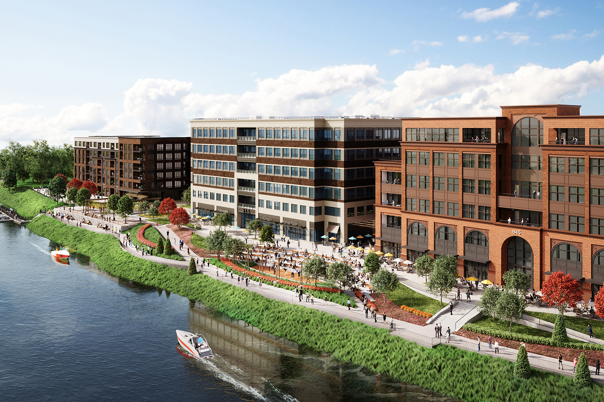 The Waterfront Phase 01 Overview
