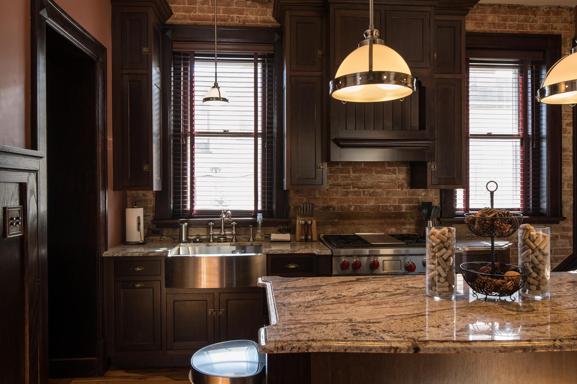 The Moyer House - Kitchen