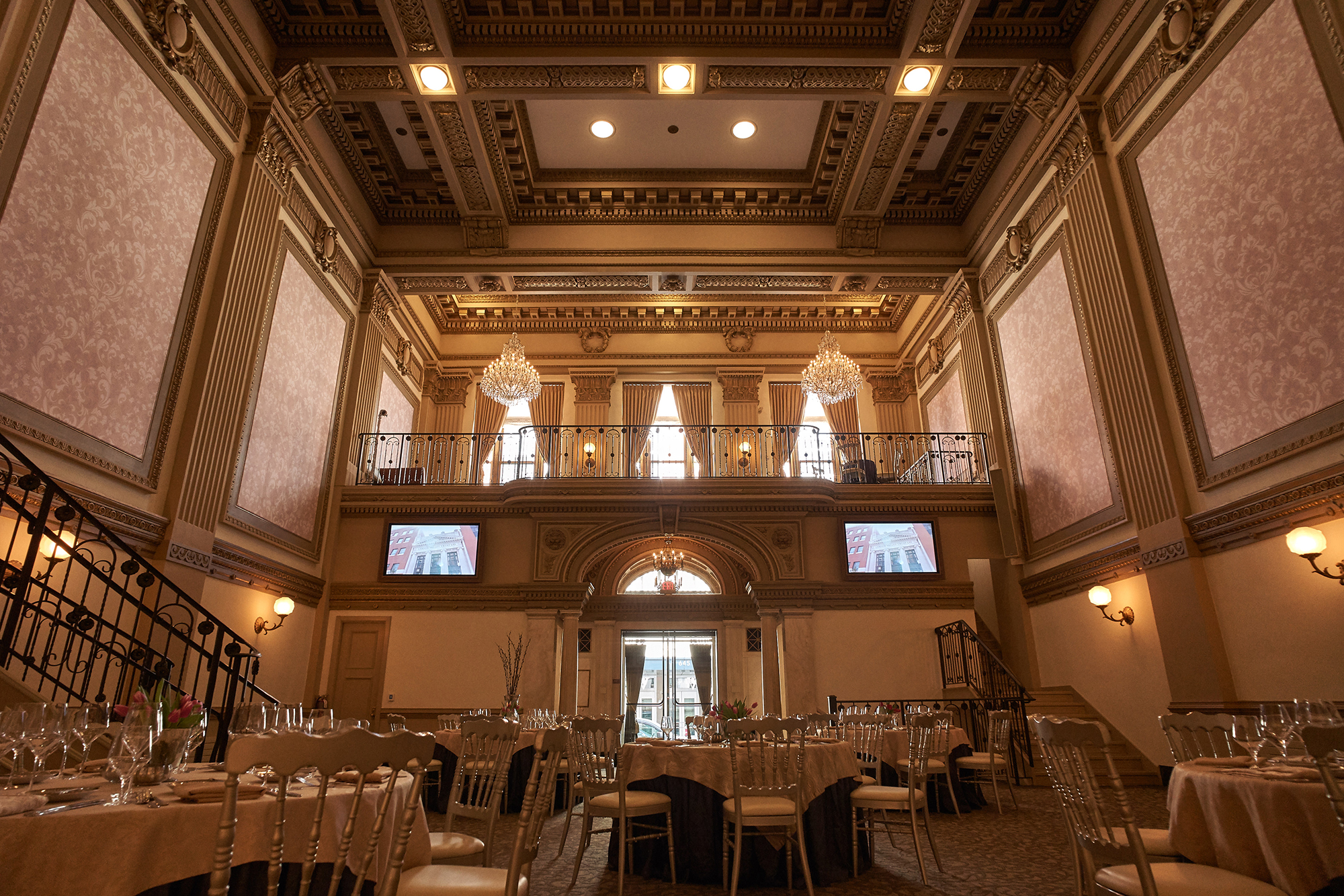 Lehigh Valley Trust Building Grand Hall