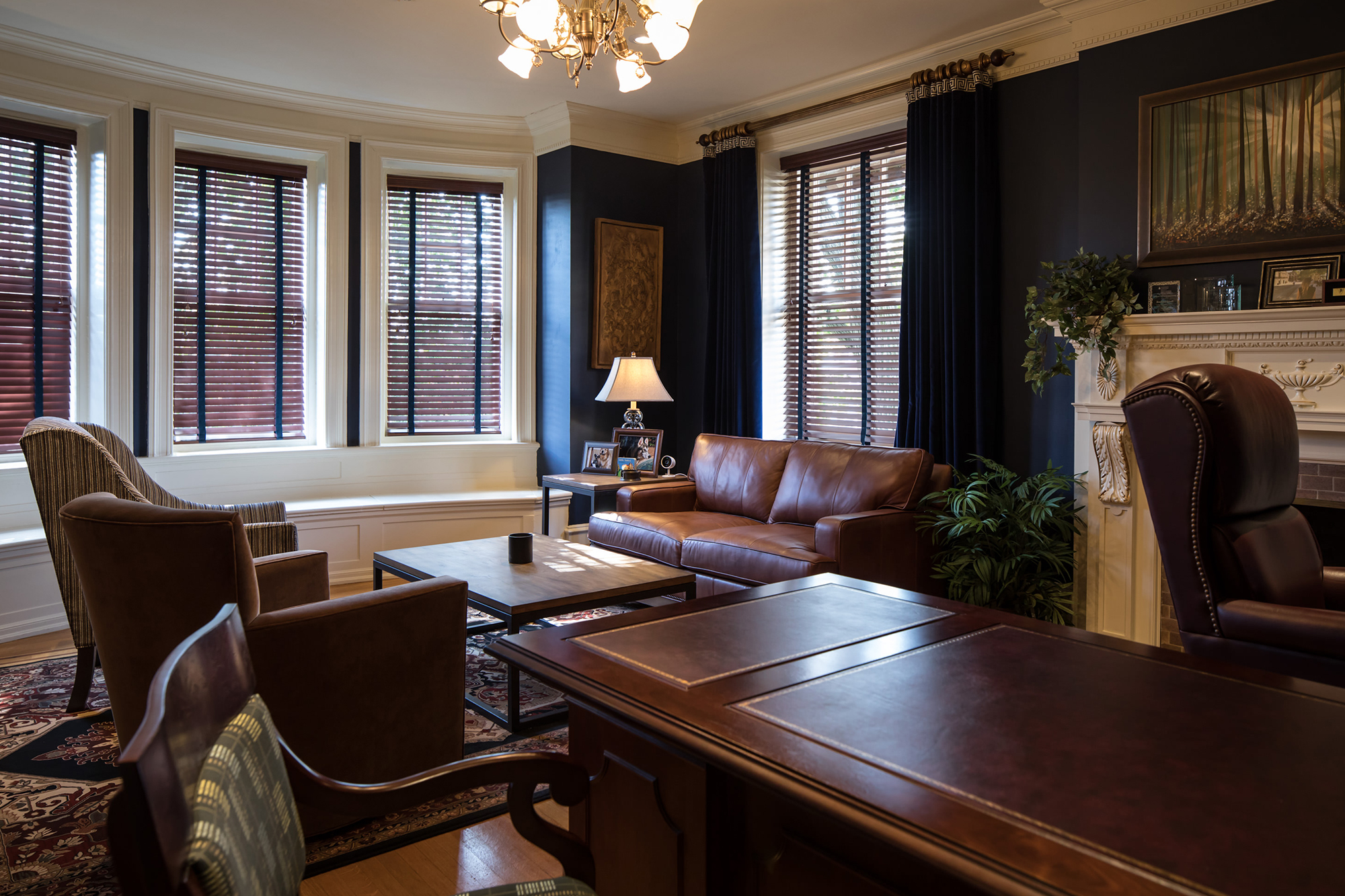 The Shimer House - Executive Office 05