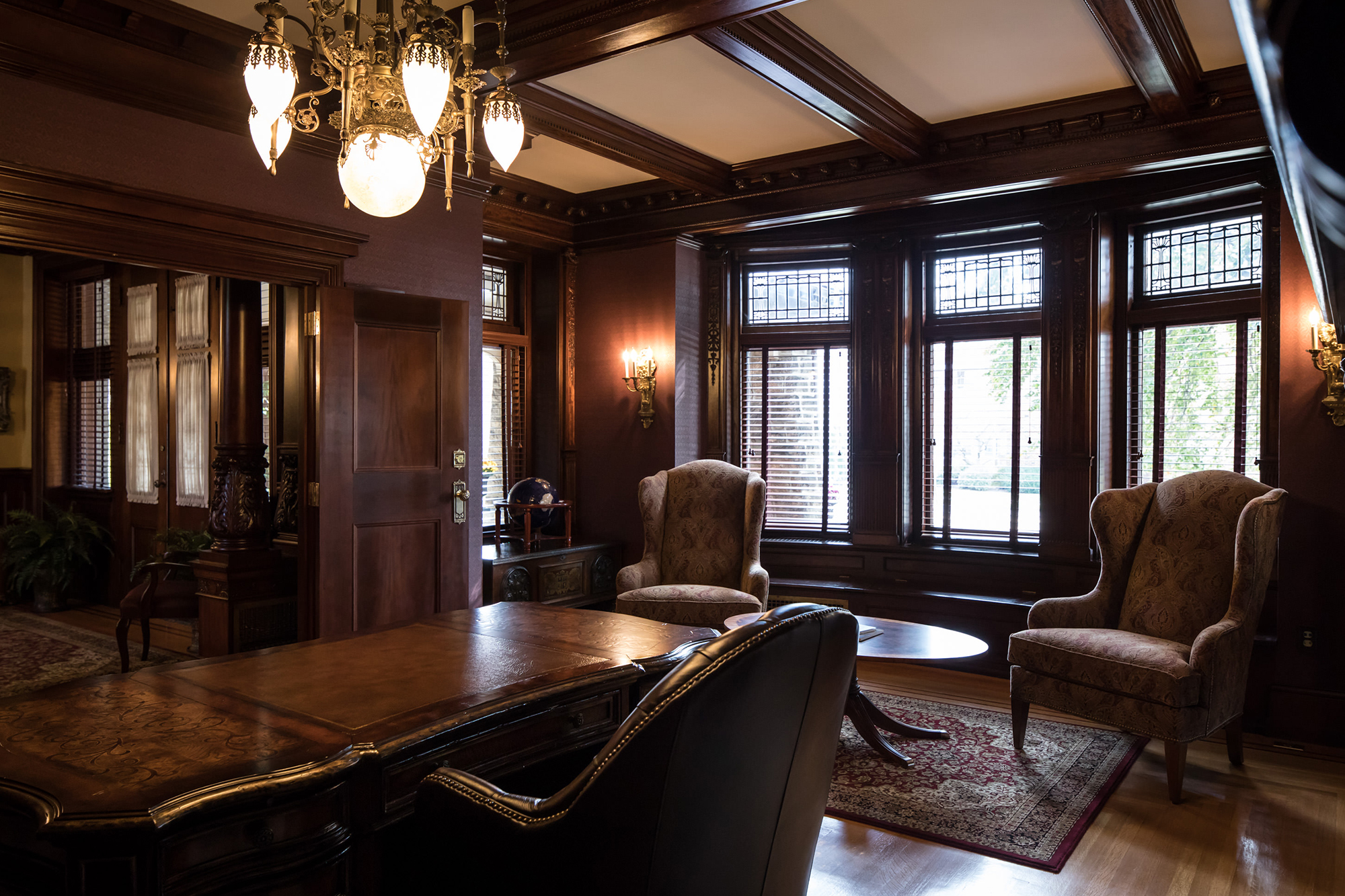 The Shimer House - Executive Office 01