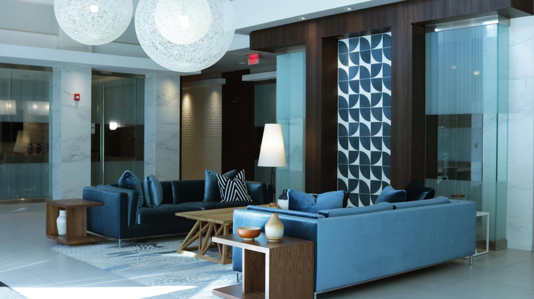Clubhouse & Lobby Design