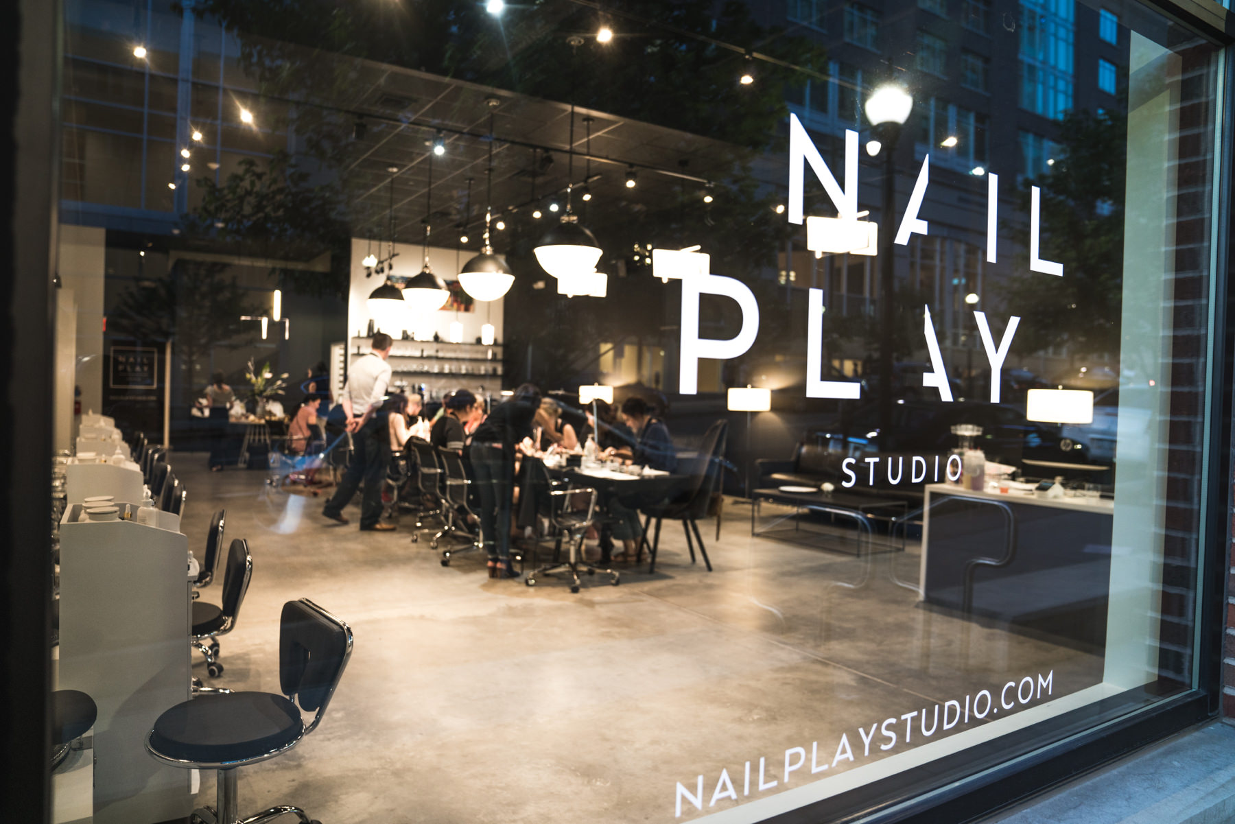 The Nailplay Studio