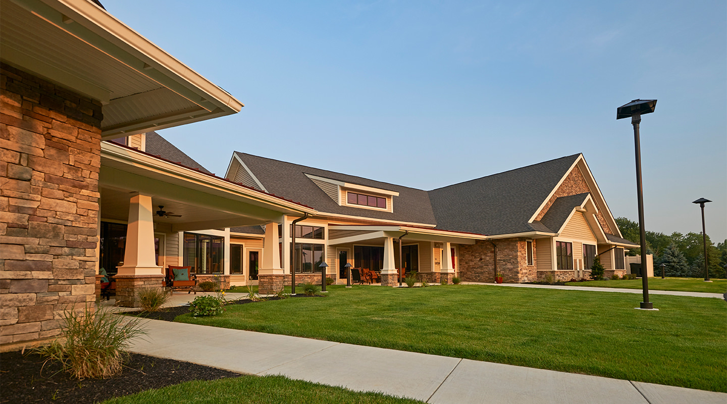 A glimpse of our home that provides Senior Assisted Living for Jehovah's Witnesses